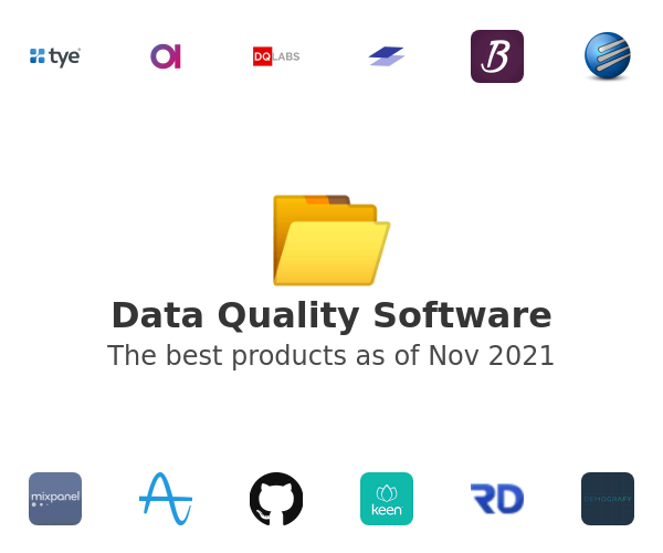 Data Quality Software