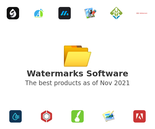 Watermarks Software