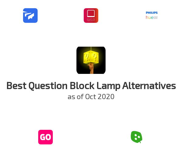Best Question Block Lamp Alternatives