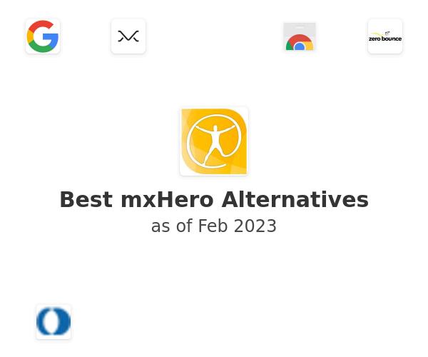 Best mxHero Alternatives