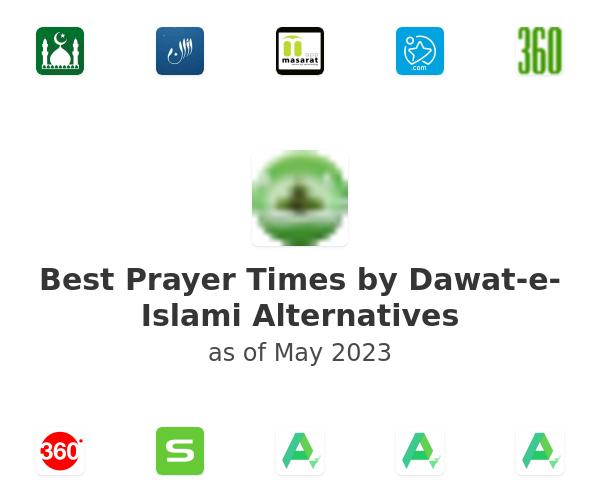 Best Prayer Times by Dawat-e-Islami Alternatives
