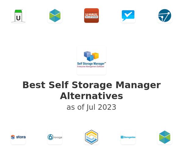 Best Self Storage Manager Alternatives