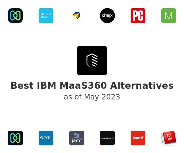 Best IBM MaaS360 Alternatives