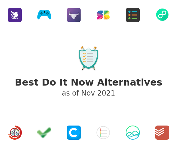 Best Do It Now Alternatives