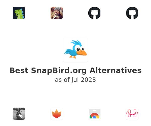 Best SnapBird.org Alternatives