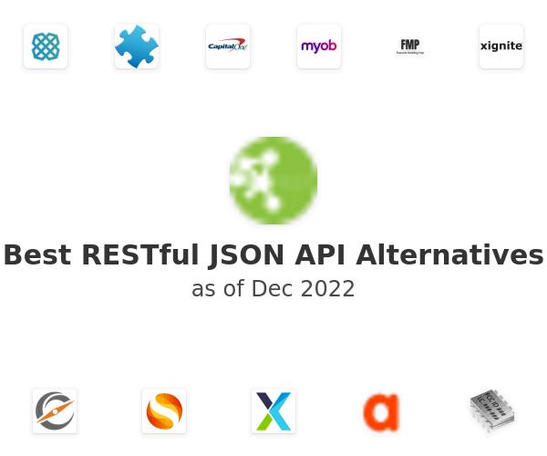 Best RESTful JSON API Alternatives