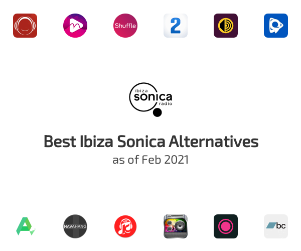 Best Ibiza Sonica Alternatives
