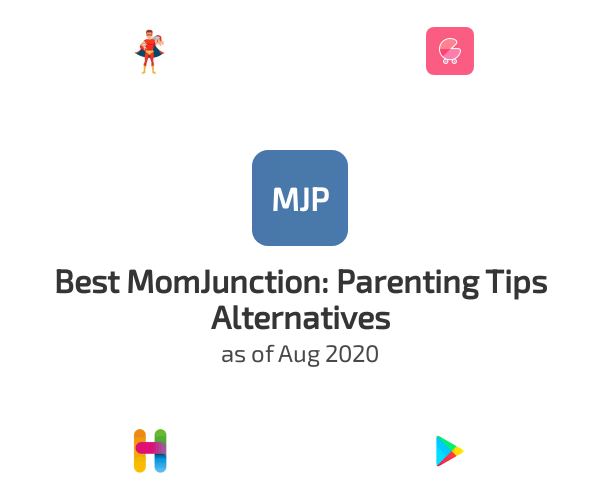 Best MomJunction: Parenting Tips Alternatives