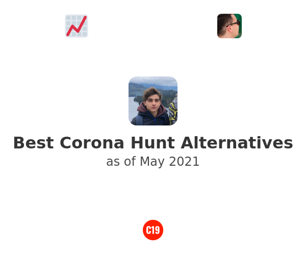 Best Corona Hunt Alternatives