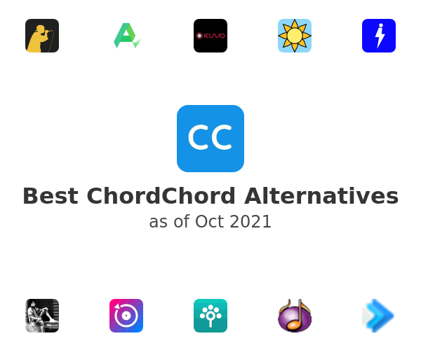 Best ChordChord Alternatives