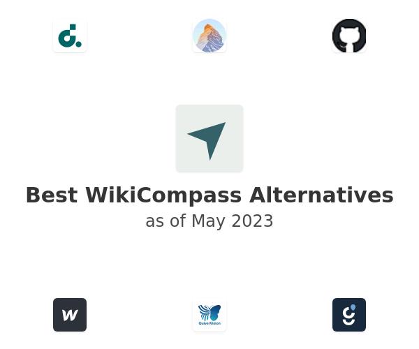 Best WikiCompass Alternatives