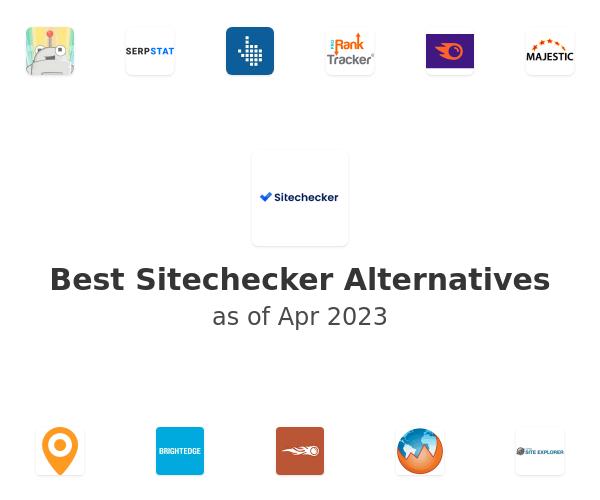 Best Sitechecker Alternatives