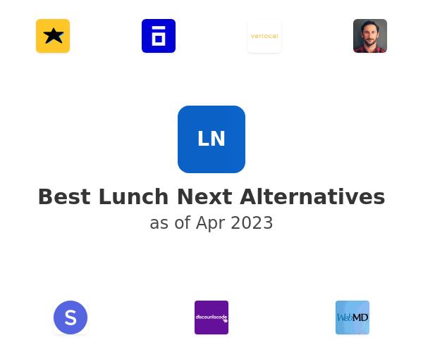 Best Lunch Next Alternatives