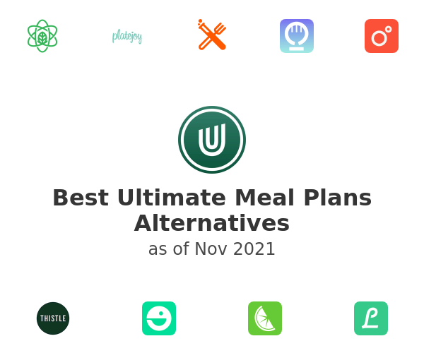 Best Ultimate Meal Plans Alternatives