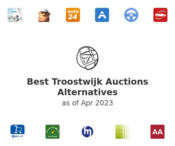 Best Troostwijk Auctions Alternatives