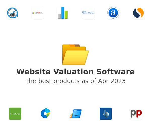 Website Valuation Software