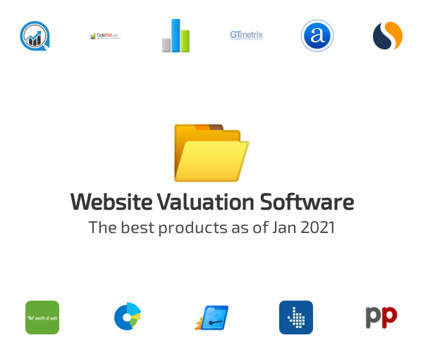 Website Valuation Software