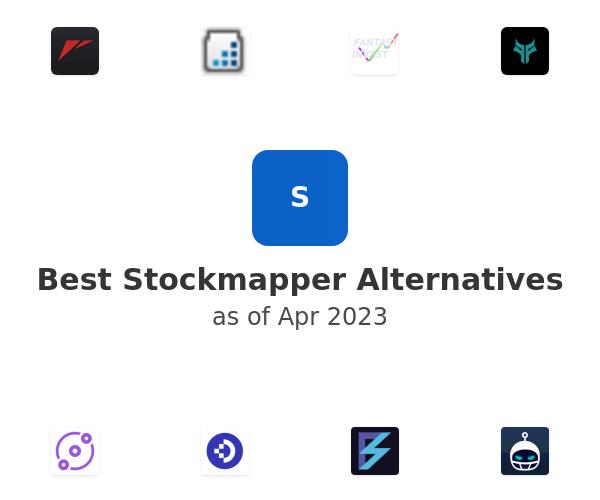 Best Stockmapper Alternatives