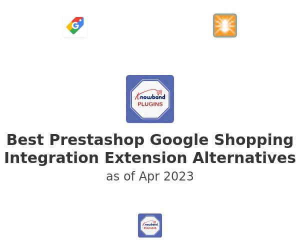 Best Prestashop Google Shopping Integration Extension Alternatives