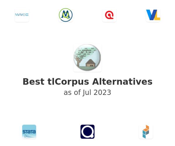 Best tlCorpus Alternatives