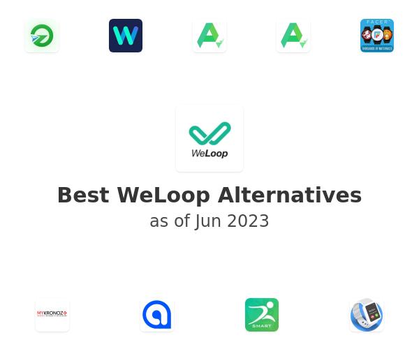 Best WeLoop Alternatives