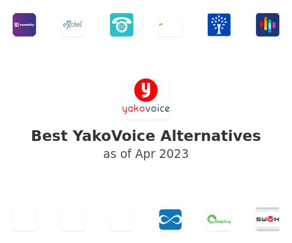 Best YakoVoice Alternatives