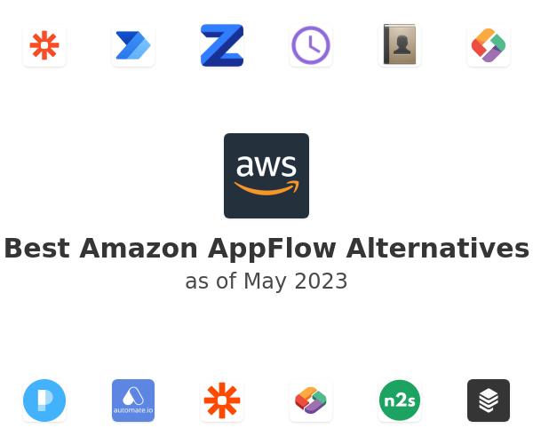 Best Amazon AppFlow Alternatives