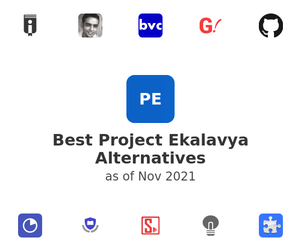 Best Project Ekalavya Alternatives
