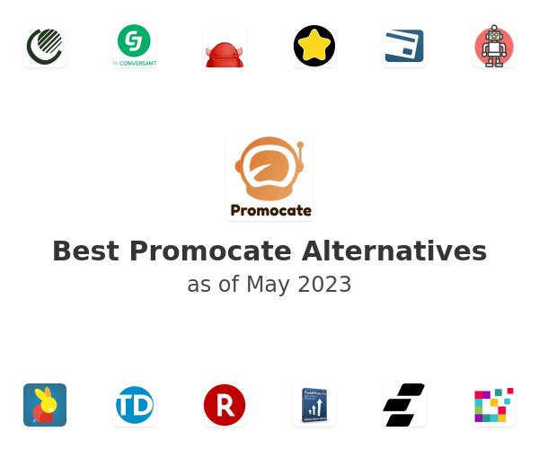 Best Promocate Alternatives