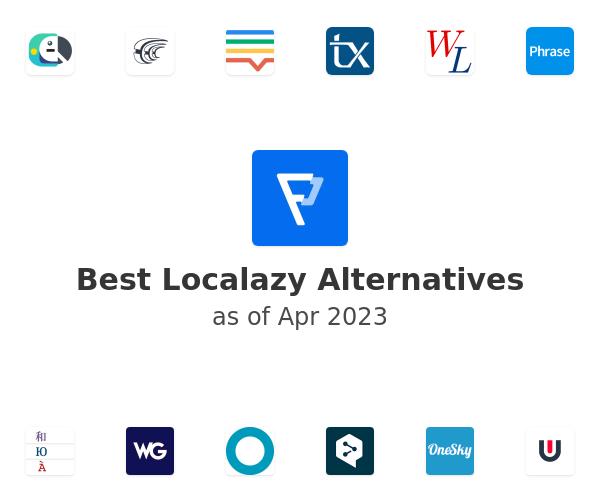 Best Localazy Alternatives