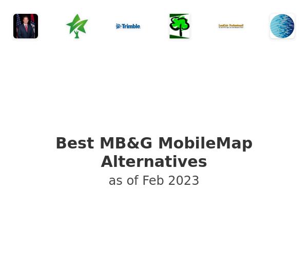 Best MB&G MobileMap Alternatives