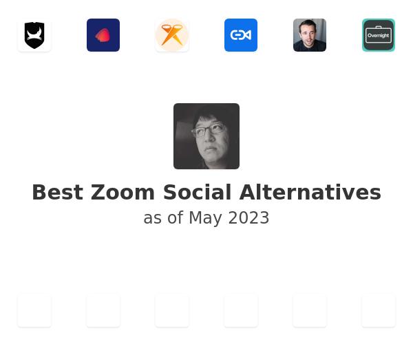 Best Zoom Social Alternatives