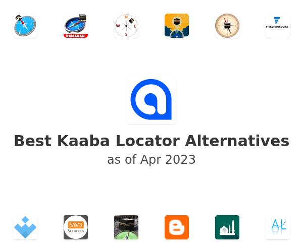 Best Kaaba Locator Alternatives