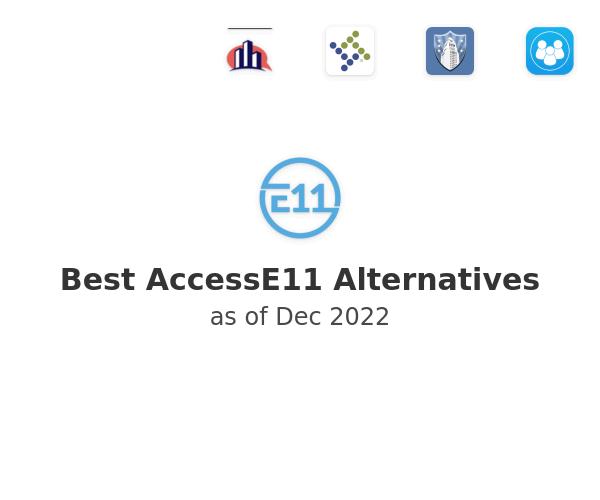Best AccessE11 Alternatives
