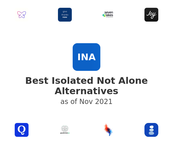 Best Isolated Not Alone Alternatives