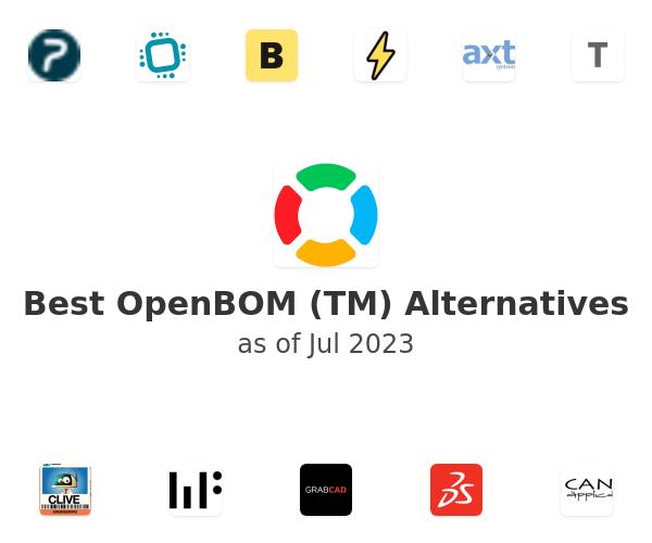 Best OpenBOM (TM) Alternatives