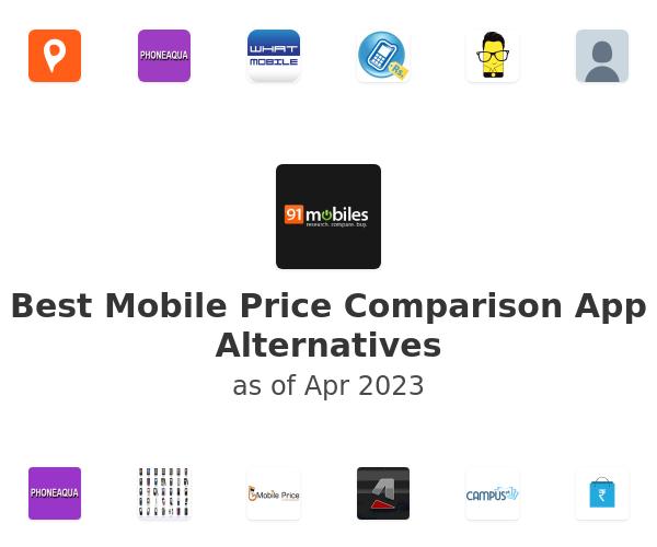 Best Mobile Price Comparison App Alternatives