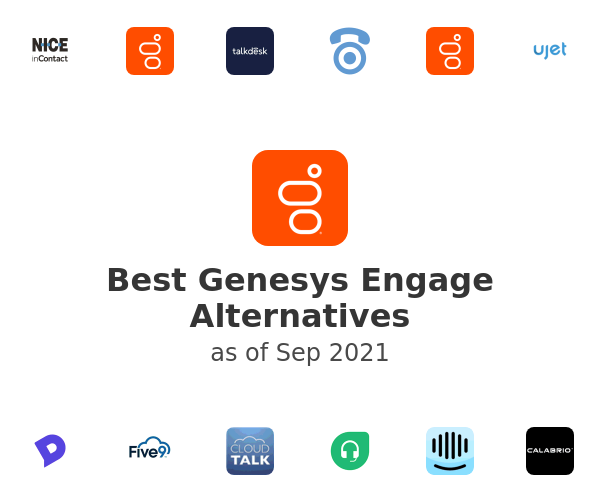 Best Genesys Engage Alternatives