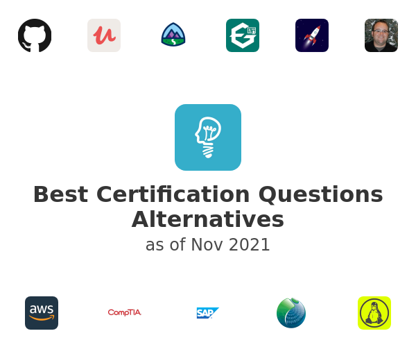 Best Certification Questions Alternatives