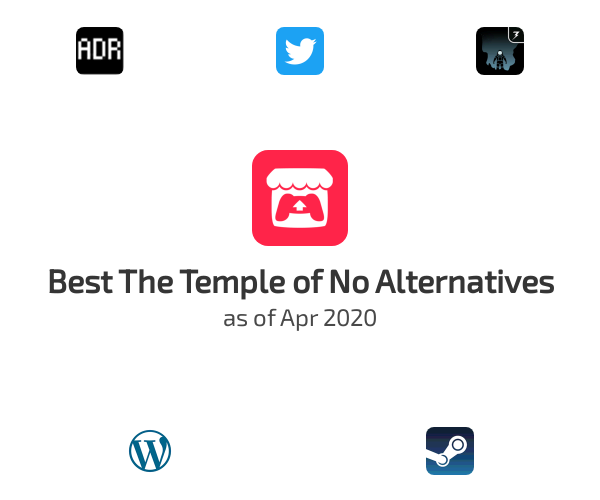 Best The Temple of No Alternatives