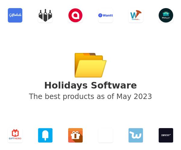 Holidays Software