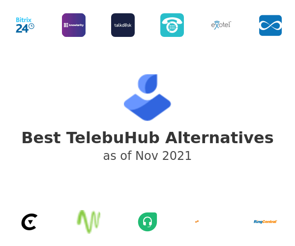 Best TelebuHub Alternatives