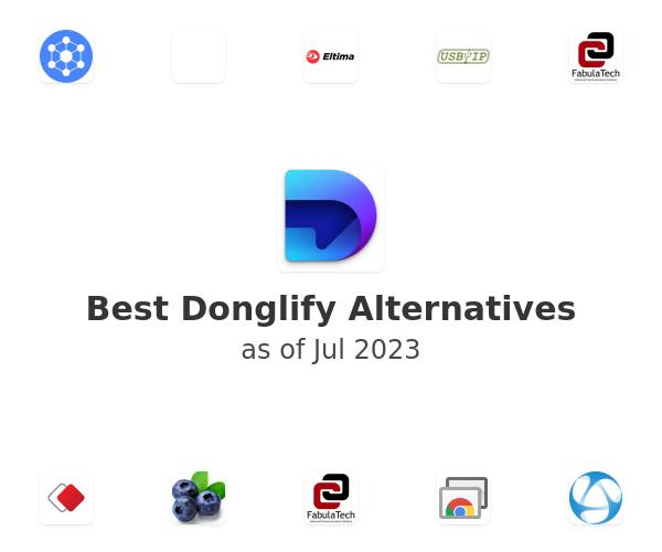 Best Donglify Alternatives