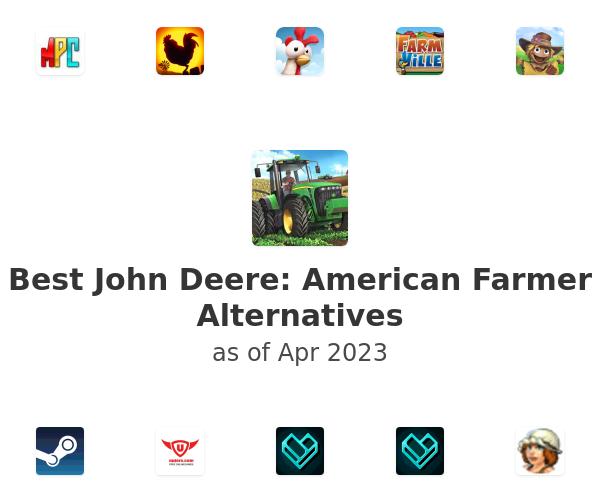 Best John Deere: American Farmer Alternatives
