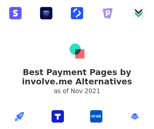 Best Payment Pages by involve.me Alternatives