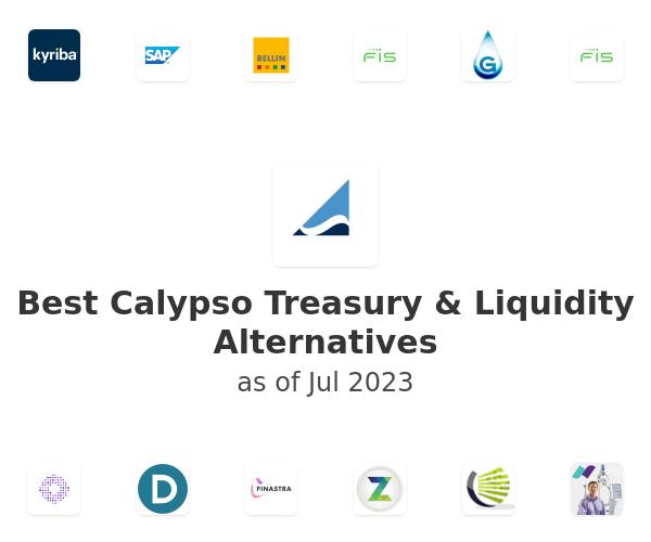 Best Calypso Treasury & Liquidity Alternatives