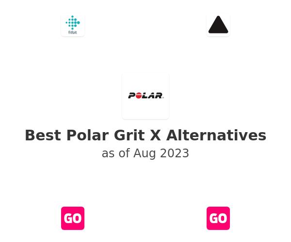 Best Polar Grit X Alternatives