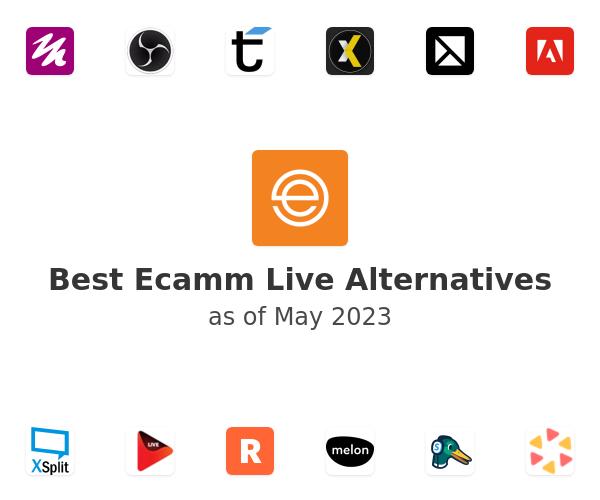 Best Ecamm Live Alternatives