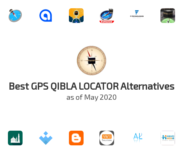 Best GPS QIBLA LOCATOR Alternatives