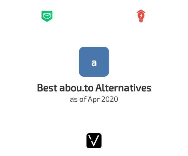 Best abou.to Alternatives